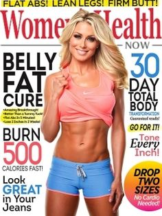 Women's Health Now - Special Report: How I Lost 18 lbs of Stomach Fat in Just 1 Month With These 2 Simple Tips