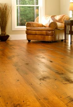Hit Or Miss Eastern White Pine Is Such A Popular Floor For Rustic Cabins Or  Upscale