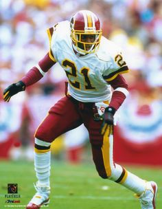 Deion Sanders Washington Redskins  PrimeTime Redskins Football 029bf5e3f