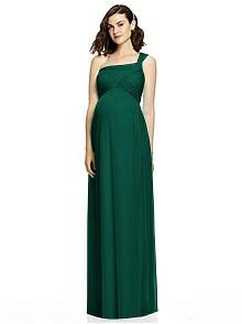 Alfred Sung Maternity Dress Style M427 http://www.dessy.com/dresses/bridesmaid/m427/