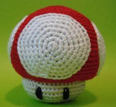 1500 Free Amigurumi Patterns: Mario video games