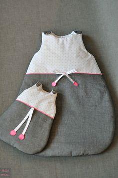 Mini & Maxi - sleeping bag for baby