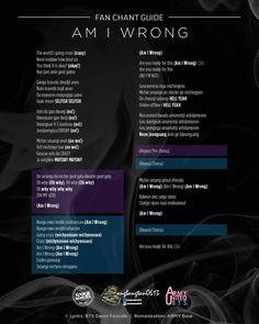 """ARMY's fanchant guide for — a thread 🔍"" Bts Song Lyrics, Bts Lyrics Quotes, Qoutes, Album Songs, Album Bts, Bts Am I Wrong, K Pop, Bts Wallpaper Lyrics, Bts Concert"