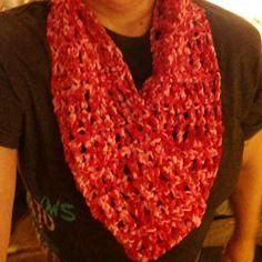 mlissabethgr crochet cowl