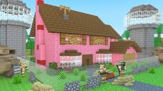 Minecraft: CASA MAIS SEGURA DO MINECRAFT!