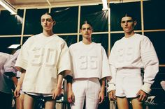 Getting schooled in the art of sportswear x feminine silhouettes at Juun.J: