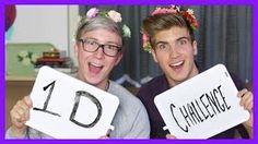 1D CHALLENGE! - YouTube