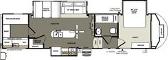 Sandpiper Select Fifth Wheel by Forest River