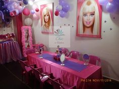 chic e-Ventos: PARTY SPA. #cumpleaños #happy brithday #partyspa #party #spa #fiestas infantiles