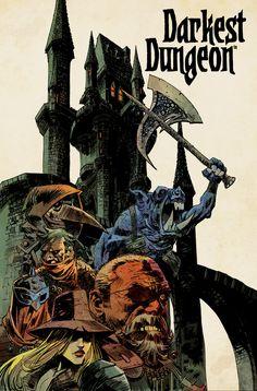 Darkest Dungeon by urban-barbarian on DeviantArt