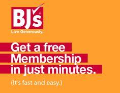 BJ's Buys