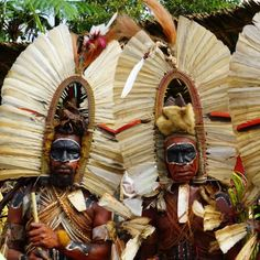 PNG villagers teach ancient practices to protect environment