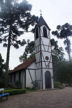 Capela da Aldeia do Imigrante_Nova Petrópolis_Brasil