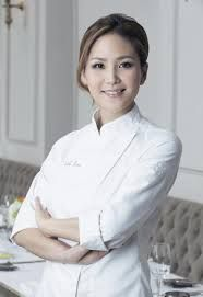 Owner And Chef Vicky Lau Of Tate Dining Room Bar Hong Kong China