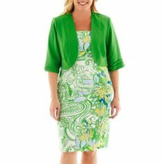 Curved hem, bright and light, sleeves are up.
