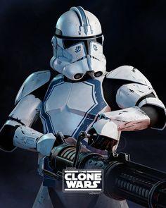 Images Star Wars, Star Wars Pictures, Star Wars Rebels, Star Wars Clone Wars, Guerra Dos Clones, Star Wars Episode 4, Republic Commando, Star Wars Wallpaper, Clone Trooper
