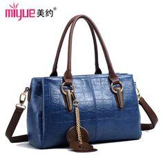 Guaranteed 100% + Messenger bags 1992, Designer Handbags +Famous brand Miyue + Free shipping $89.80