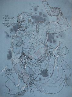 Captain America C2E2 2010 by TerryDodson on DeviantArt