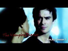 """The Vampire Diaries - Bye,bye Season 5 (5x22) """"Coldplay - The Scientist""""..."""