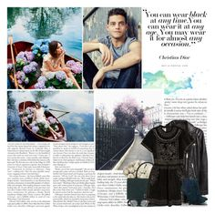 """""""Cause all I see are wings, I can see your wings. But I know what I am and the life I live. And even though I sin, baby we are born to live. But I know time will tell if we're meant for this. And if we're not, I hope you find somebody."""" by youtoo2 ❤ liked on Polyvore featuring moda, H&M, Givenchy, Valentino y Tory Burch"""