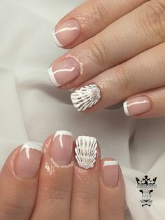 Shell nails  Αφού ο καιρός.....το επιτρέπει....αισθανόμαστε καλοκαιρινά!!!!!!!  #nails💅 #nailart #shells #shellnails #shortnails #naturalnails #summer2018 #nailsoftheday #nails2inspire #nailaholic #nailaddict #nailartist #marinaveniou #nailartseminars #trusttheexperts #beautymakesyouhappy   www.kalliopeveniou.gr