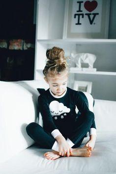 Kawaii Sleepy Cloud Pyjama Set