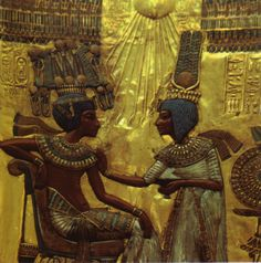 Legend Of Isis And Osiris