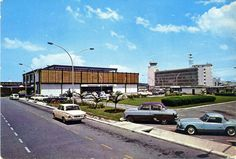 Opened on Aug 20, 1955, the Paya Lebar Airport became a base of the Republic of Singapore Air Force when Changi Airport opened in 1981. The air base also houses the Air Force Museum. #sgmemory  (Credit: Yeo Hong Eng)
