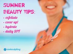 Before you hit the beach, how do you get bikini ready? #Summer #Beauty