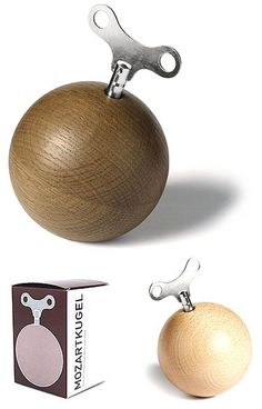 Mozart, Voi Che Sapete, Wooden Musical Sphere