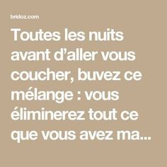 Tips for Anti Diet Flat Tummy Water, Snoring Remedies, Detox Tips, Anti Cellulite, Medical, Learn French, Fitness Diet, Health And Beauty, Feel Good