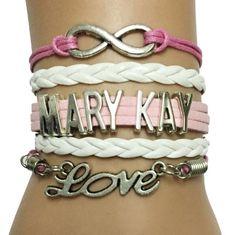 Infinity Mary Kay Love Bracelet - Pluto99