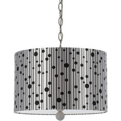 Found it at Wayfair - Drizzle 3-Light Drum Pendant