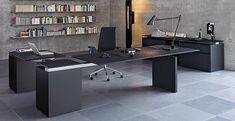 .Very slick looking desk.