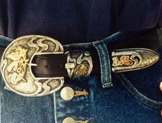 Another Custom Buckle   I WANT one!!