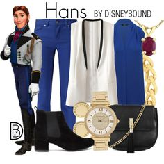 Disney Bound - Hans