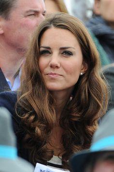 Kate Middleton, la otra reina de Londres 2012...