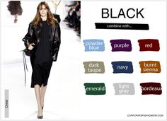Everything You Need To Know About Decoding Fall�s Hottest Color Combos