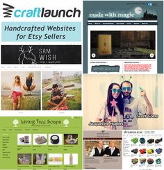 Compliment Your Etsy Shop With a Custom Website