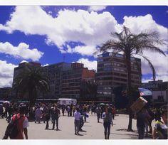 #Bogota pintoresca. #paisajeurbano #urbanart #urban #paisaje #travel