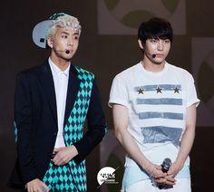 Leo [Jung Taek Woon] & Ravi [Kim Won Shik] - VIXX Wonju