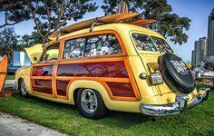 Woodie Beach Cruiser | Flickr: partage de photos!