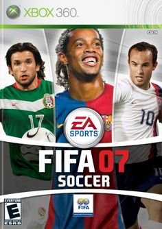 FIFA Soccer 07  Xbox 360 * For more information, visit image link. Note:It is Affiliate Link to Amazon.