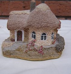 Vintage Lilliput Lane Chine Cottage by thesecretcupboard on Etsy, $17.00