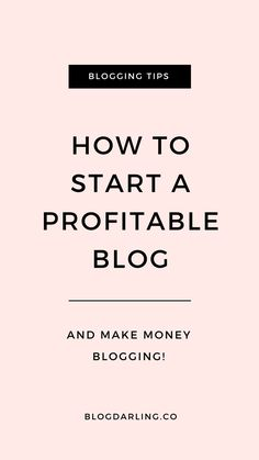I made over $1,370 last month as a new blogger! If I can do it, then so can you. Learn how to start a blog and make money blogging in my quick and simple step-by-step guide! #makemoneyblogging #startablog