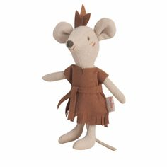 Get ready to play with the sweetest little mouse! The Danish brand Maileg is a…