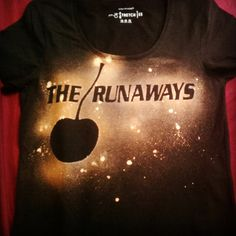 Hey, I found this really awesome Etsy listing at https://www.etsy.com/listing/224264722/the-runaways-cherry-bomb-tshirt
