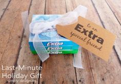 Extra Fun Holiday Gift Idea and Stocking Stuffer + Free Printable