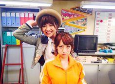 Miyazawa Sae & Minami Takahashi, #AKB48 #SKE48 #SNH48