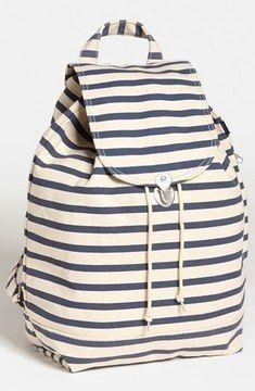 Baggu® Canvas Backpack on shopstyle.ca